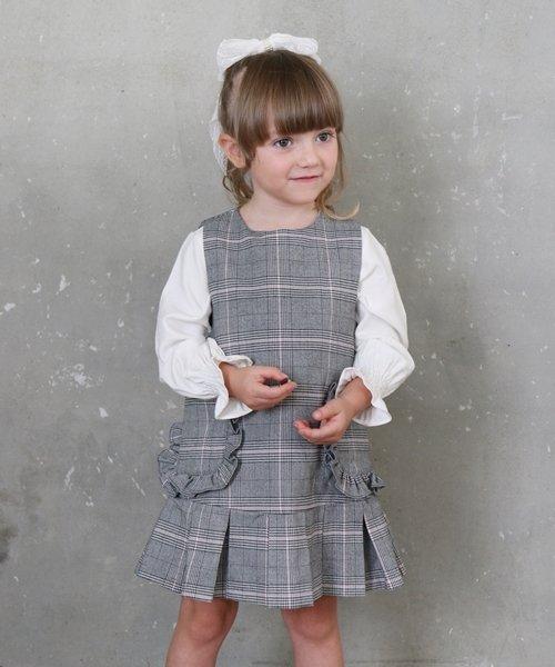 Rora(ローラ)/Rora マノン ジャンパースカート100/10006044_img01