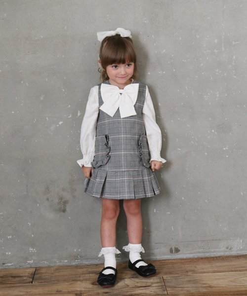 Rora(ローラ)/Rora マノン ジャンパースカート100/10006044_img06