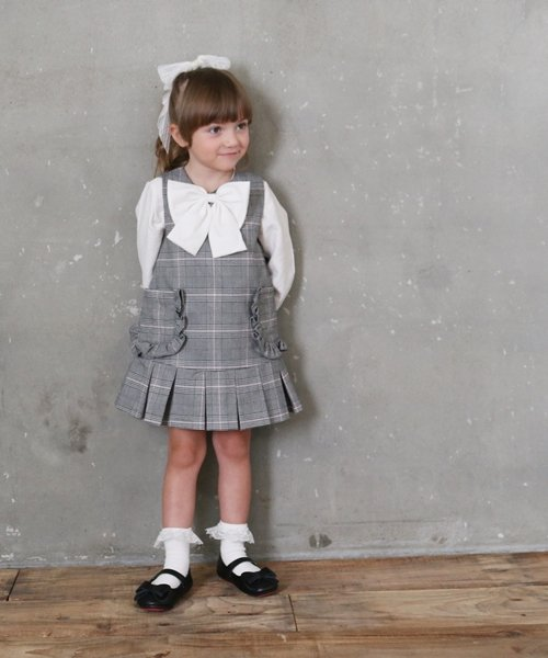 Rora(ローラ)/Rora マノン ジャンパースカート100/10006044_img07
