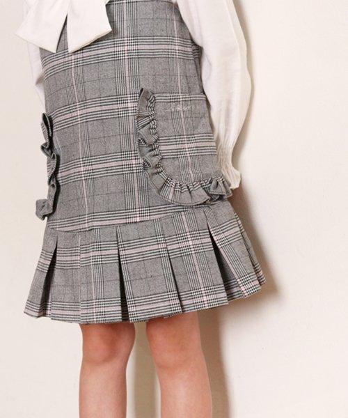 Rora(ローラ)/Rora マノン ジャンパースカート100/10006044_img08