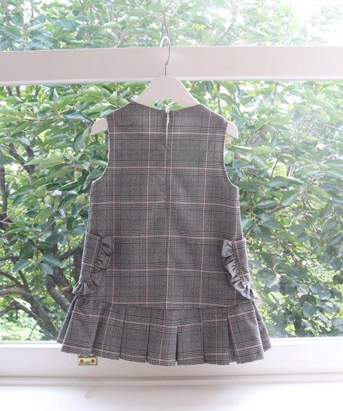 Rora(ローラ)/Rora マノン ジャンパースカート100/10006044_img12