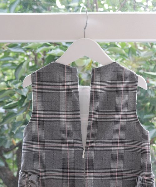Rora(ローラ)/Rora マノン ジャンパースカート100/10006044_img13