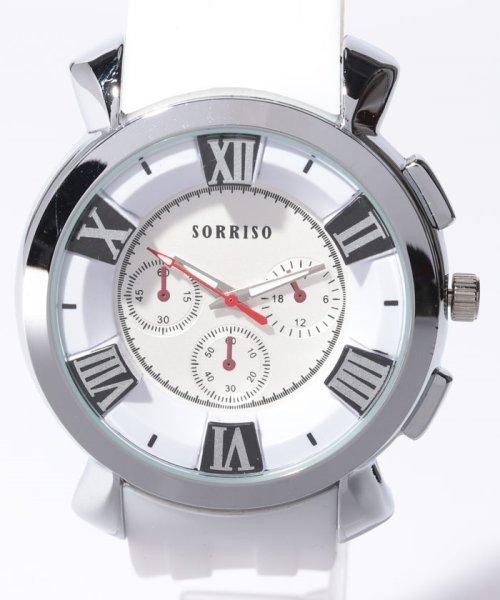 SP(エスピー)/【SORRISO】腕時計 SRHI15 メンズ腕時計/WTSRHI15_img01
