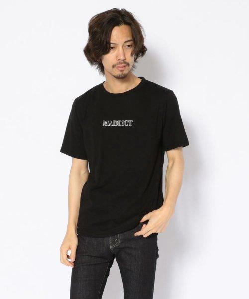 LHP(エルエイチピー)/MADDICT/マディクト/ローズロゴTシャツ/6016813811-60_img01