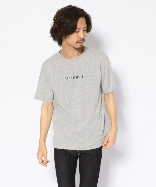 LHP(エルエイチピー)/MADDICT/マディクト/ローズロゴTシャツ/6016813811-60_img02