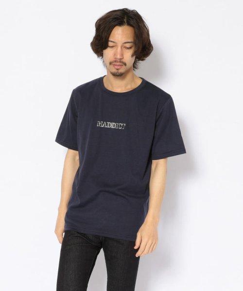 LHP(エルエイチピー)/MADDICT/マディクト/ローズロゴTシャツ/6016813811-60_img03