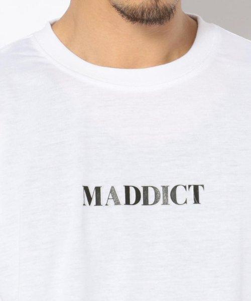 LHP(エルエイチピー)/MADDICT/マディクト/ローズロゴTシャツ/6016813811-60_img06