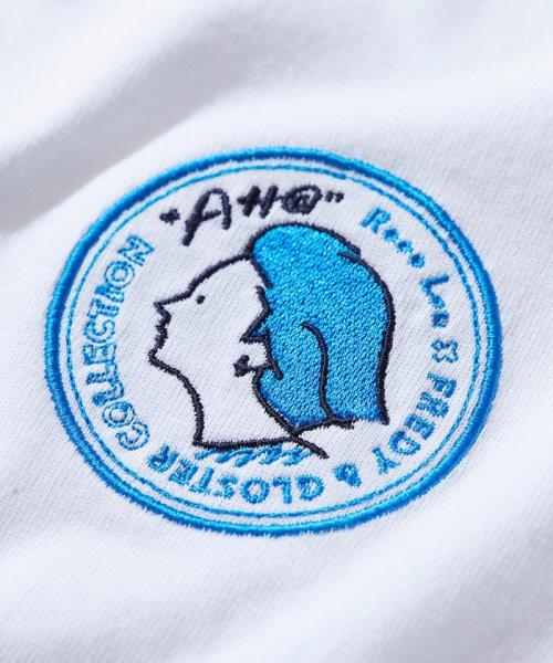 FREDY&GLOSTER(フレディアンドグロスター)/【Rooo Lou×FG】刺繍Tシャツ/9-0362-2-20-610_img03