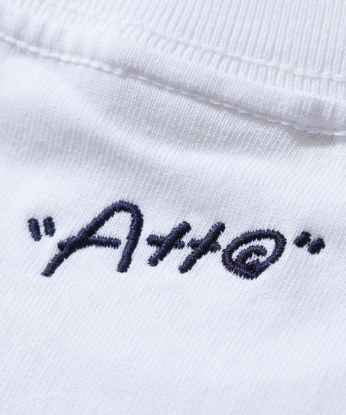 FREDY&GLOSTER(フレディアンドグロスター)/【Rooo Lou×FG】刺繍Tシャツ/9-0362-2-20-610_img04