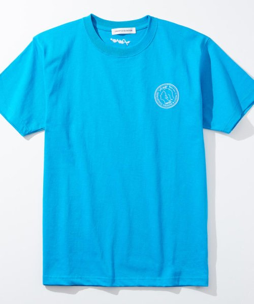FREDY&GLOSTER(フレディアンドグロスター)/【Rooo Lou×FG】刺繍Tシャツ/9-0362-2-20-610_img05