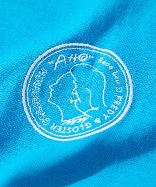 FREDY&GLOSTER(フレディアンドグロスター)/【Rooo Lou×FG】刺繍Tシャツ/9-0362-2-20-610_img07