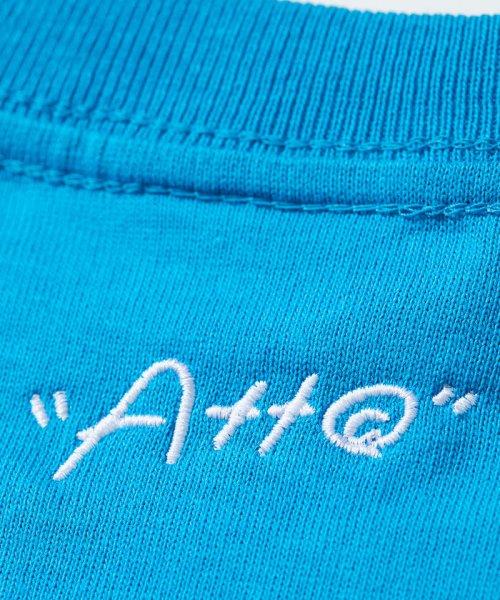 FREDY&GLOSTER(フレディアンドグロスター)/【Rooo Lou×FG】刺繍Tシャツ/9-0362-2-20-610_img08