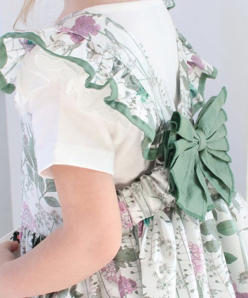 Rora(ローラ)/ジニ エプロン ドレス/5010-19-55_img09