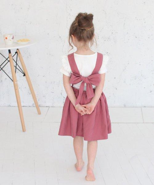 Rora(ローラ)/チェルシー エプロン ドレス(2color)/5012-19-55_img02