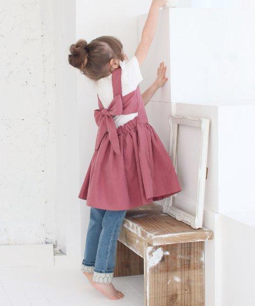 Rora(ローラ)/チェルシー エプロン ドレス(2color)/5012-19-55_img04
