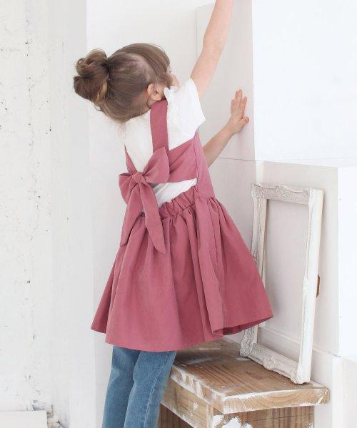 Rora(ローラ)/チェルシー エプロン ドレス(2color)/5012-19-55_img05