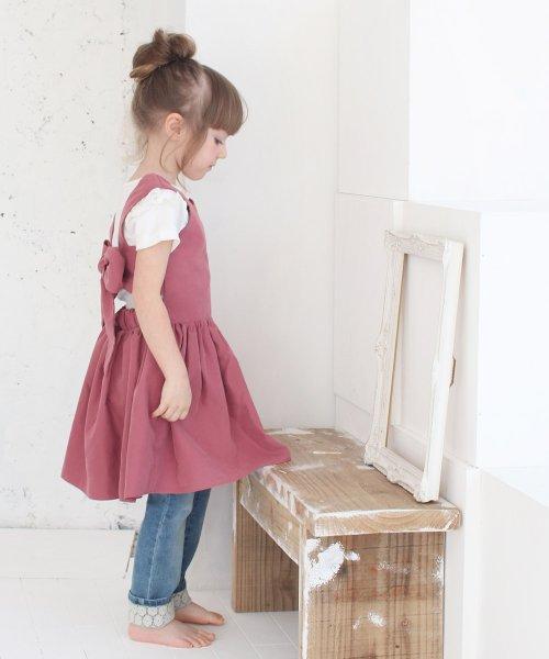 Rora(ローラ)/チェルシー エプロン ドレス(2color)/5012-19-55_img06