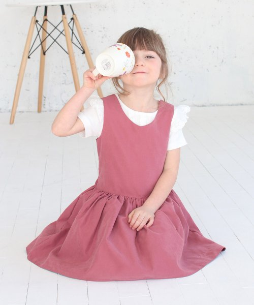 Rora(ローラ)/チェルシー エプロン ドレス(2color)/5012-19-55_img07