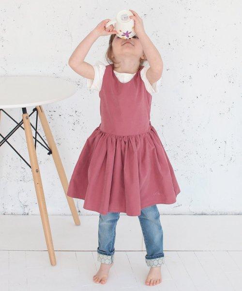 Rora(ローラ)/チェルシー エプロン ドレス(2color)/5012-19-55_img09