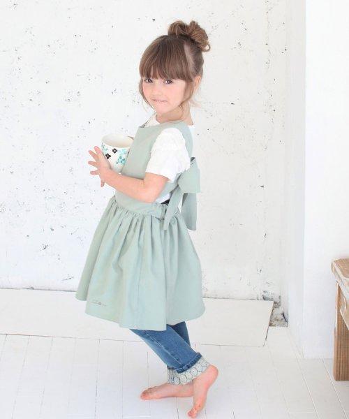 Rora(ローラ)/チェルシー エプロン ドレス(2color)/5012-19-55_img10