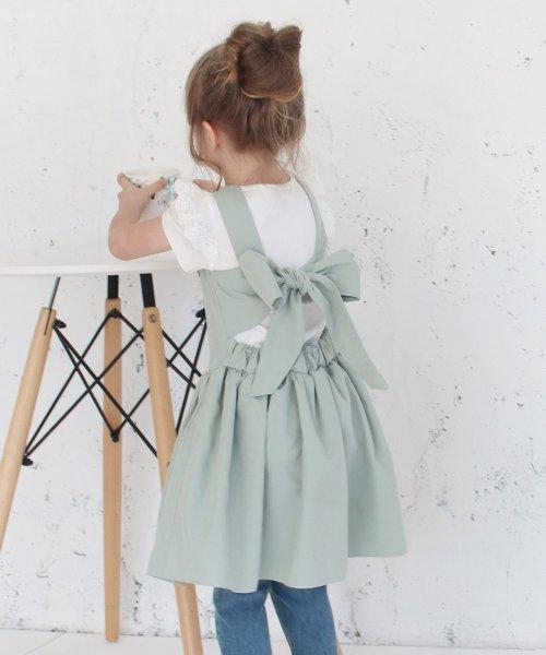 Rora(ローラ)/チェルシー エプロン ドレス(2color)/5012-19-55_img14