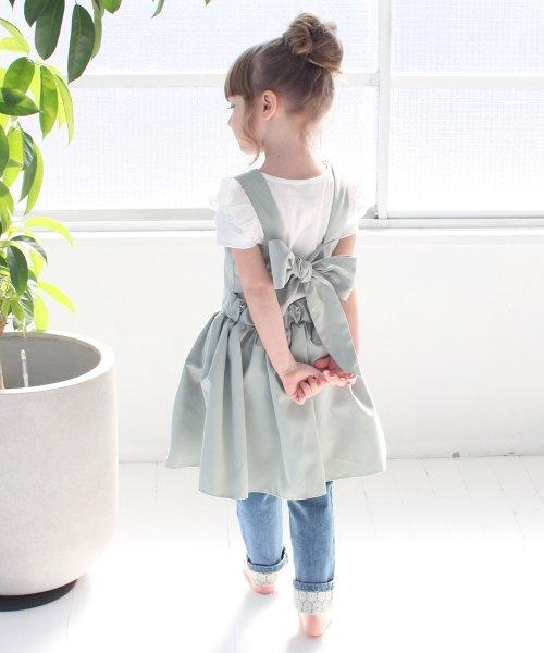 Rora(ローラ)/チェルシー エプロン ドレス(2color)/5012-19-55_img15