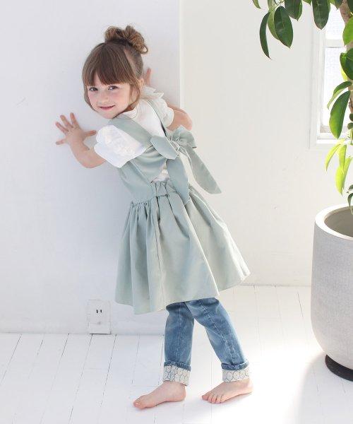 Rora(ローラ)/チェルシー エプロン ドレス(2color)/5012-19-55_img16