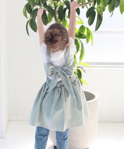 Rora(ローラ)/チェルシー エプロン ドレス(2color)/5012-19-55_img17