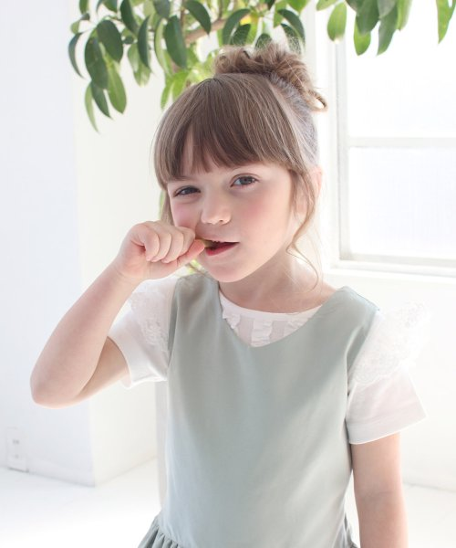 Rora(ローラ)/チェルシー エプロン ドレス(2color)/5012-19-55_img18