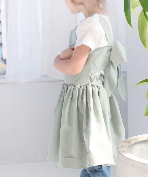 Rora(ローラ)/チェルシー エプロン ドレス(2color)/5012-19-55_img19