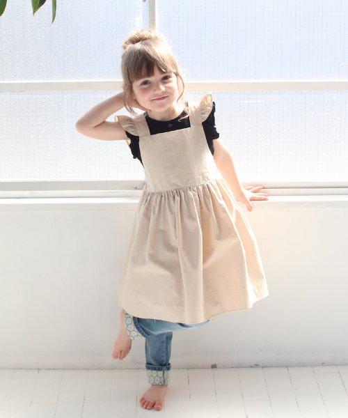 Rora(ローラ)/ミンゴ エプロン ドレス(2color)/5014-19-55_img01