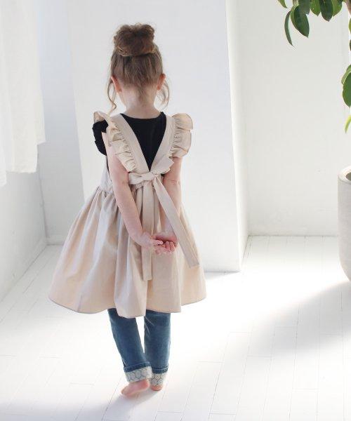 Rora(ローラ)/ミンゴ エプロン ドレス(2color)/5014-19-55_img02