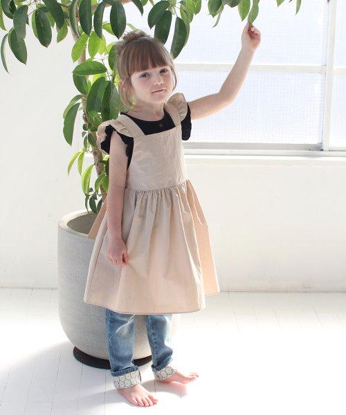 Rora(ローラ)/ミンゴ エプロン ドレス(2color)/5014-19-55_img03