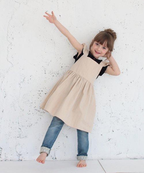 Rora(ローラ)/ミンゴ エプロン ドレス(2color)/5014-19-55_img04