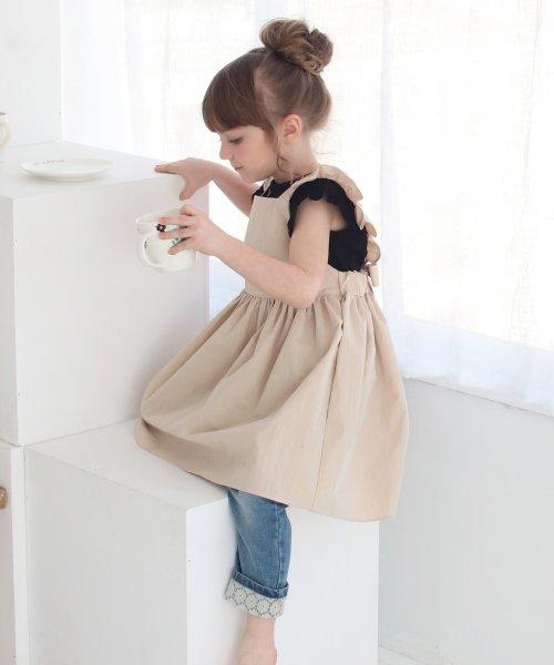 Rora(ローラ)/ミンゴ エプロン ドレス(2color)/5014-19-55_img08