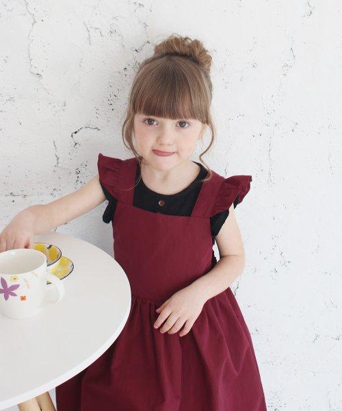 Rora(ローラ)/ミンゴ エプロン ドレス(2color)/5014-19-55_img10