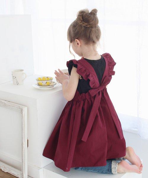 Rora(ローラ)/ミンゴ エプロン ドレス(2color)/5014-19-55_img11