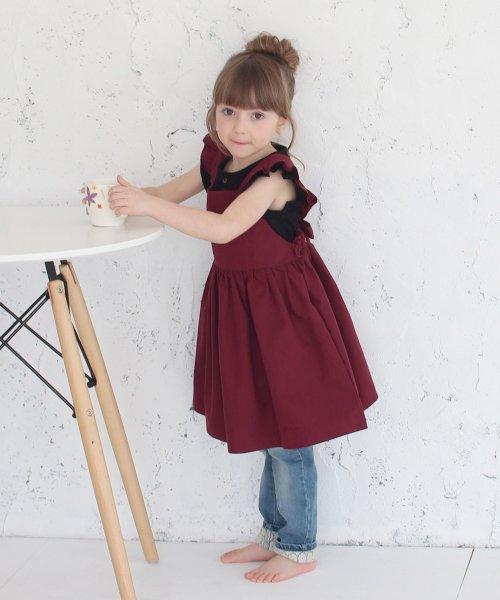 Rora(ローラ)/ミンゴ エプロン ドレス(2color)/5014-19-55_img12
