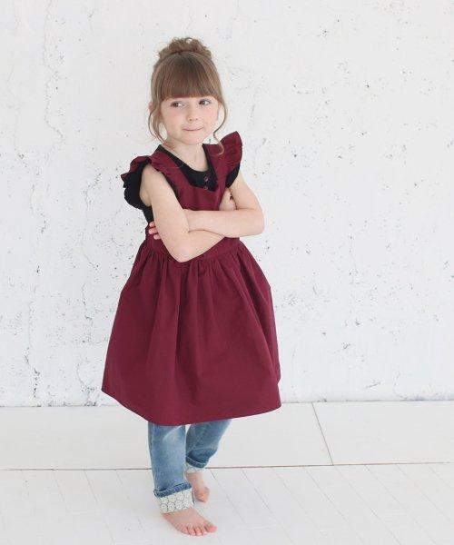 Rora(ローラ)/ミンゴ エプロン ドレス(2color)/5014-19-55_img13