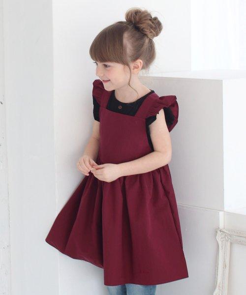 Rora(ローラ)/ミンゴ エプロン ドレス(2color)/5014-19-55_img14
