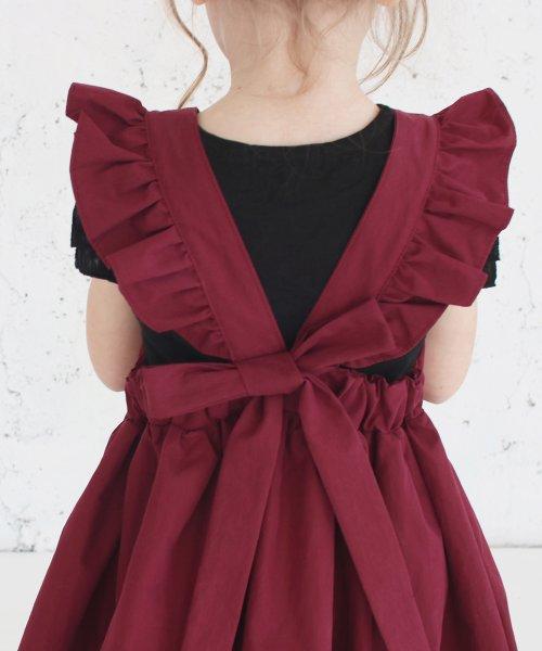 Rora(ローラ)/ミンゴ エプロン ドレス(2color)/5014-19-55_img16
