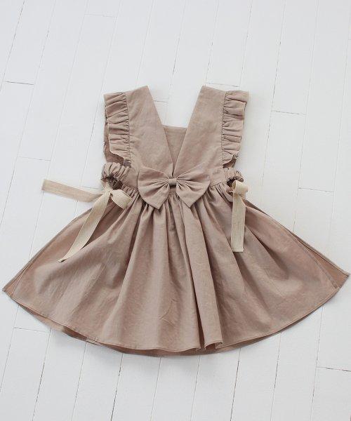 Rora(ローラ)/ジャミー エプロン ドレス(2color)/5015-19-55_img13