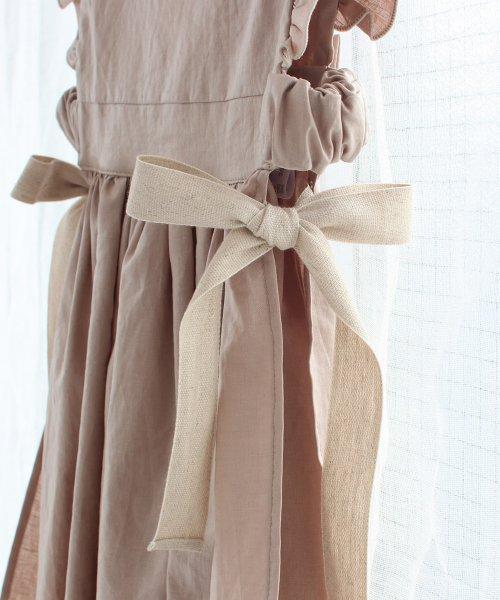 Rora(ローラ)/ジャミー エプロン ドレス(2color)/5015-19-55_img14