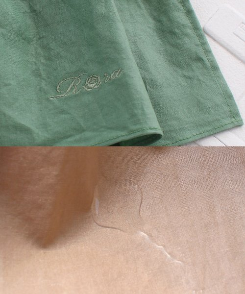 Rora(ローラ)/ジャミー エプロン ドレス(2color)/5015-19-55_img15
