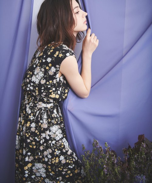 Noela(ノエラ)/【steady.9月号掲載】ノスタルジックフラワーワンピース/5953001_img11