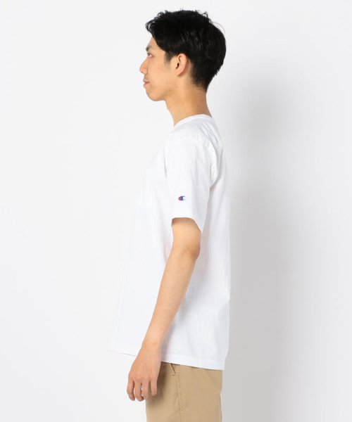 GLOSTER(GLOSTER)/【Champion/チャンピオン】T1011 ポケット付き US Tシャツ/9-0670-2-53-010_img03