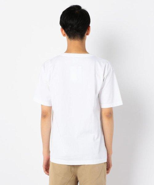 GLOSTER(GLOSTER)/【Champion/チャンピオン】T1011 ポケット付き US Tシャツ/9-0670-2-53-010_img04