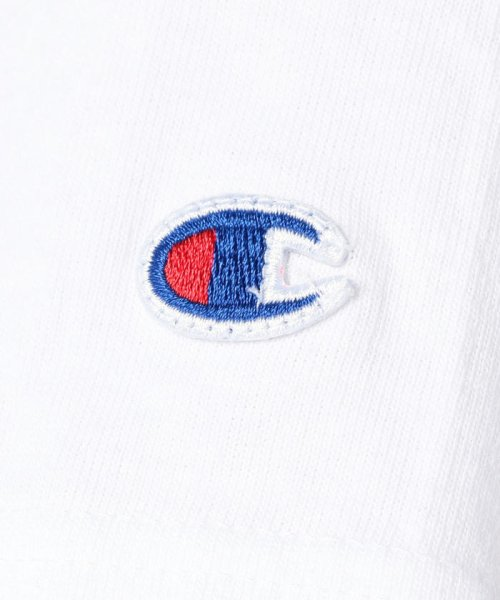 GLOSTER(GLOSTER)/【Champion/チャンピオン】T1011 ポケット付き US Tシャツ/9-0670-2-53-010_img07