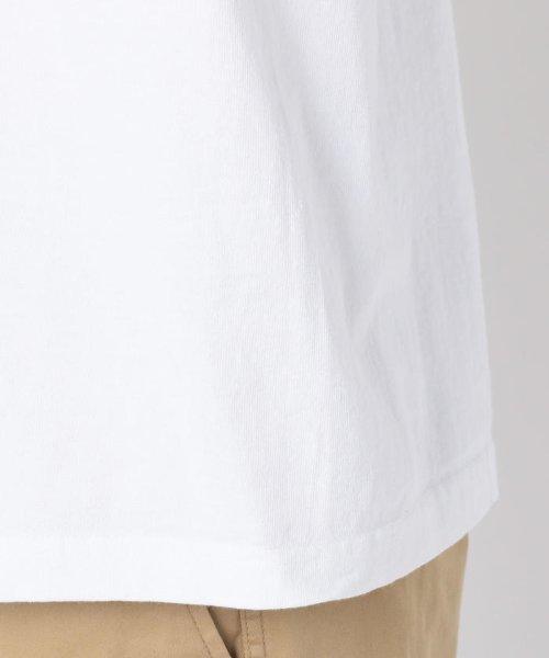 GLOSTER(GLOSTER)/【Champion/チャンピオン】T1011 ポケット付き US Tシャツ/9-0670-2-53-010_img08