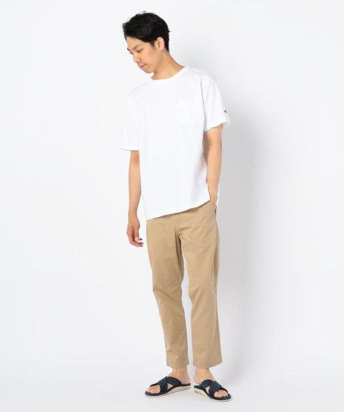 GLOSTER(GLOSTER)/【Champion/チャンピオン】T1011 ポケット付き US Tシャツ/9-0670-2-53-010_img11